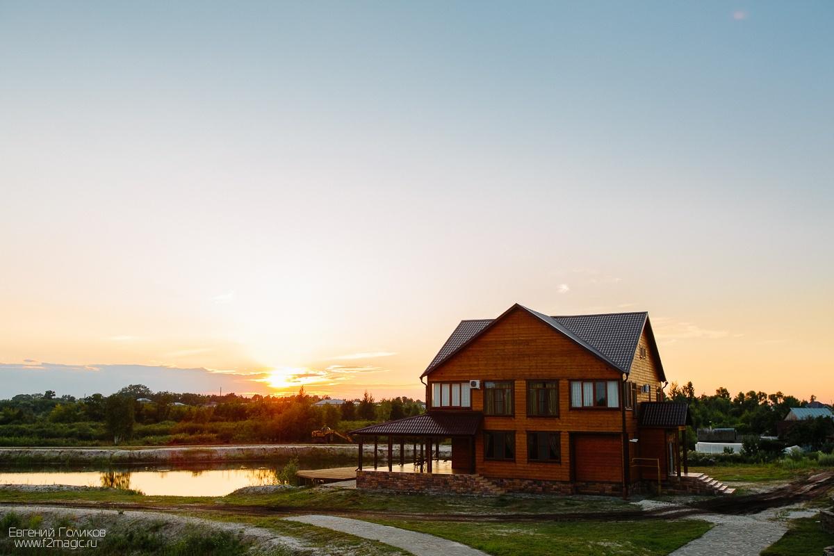 База отдыха «Полушкино» Рязанская область Гостевой VIP-дом, фото 16