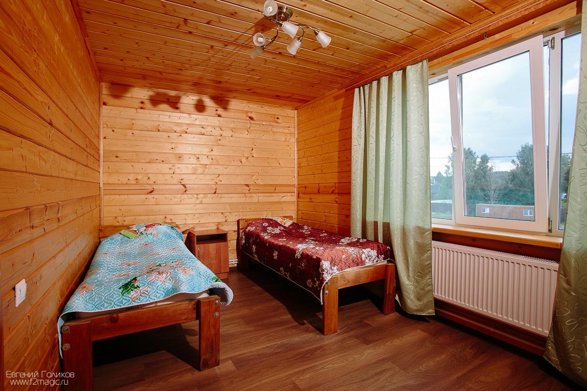 База отдыха «Полушкино» Рязанская область Коттеджный комплекс «Три медведя», фото 6