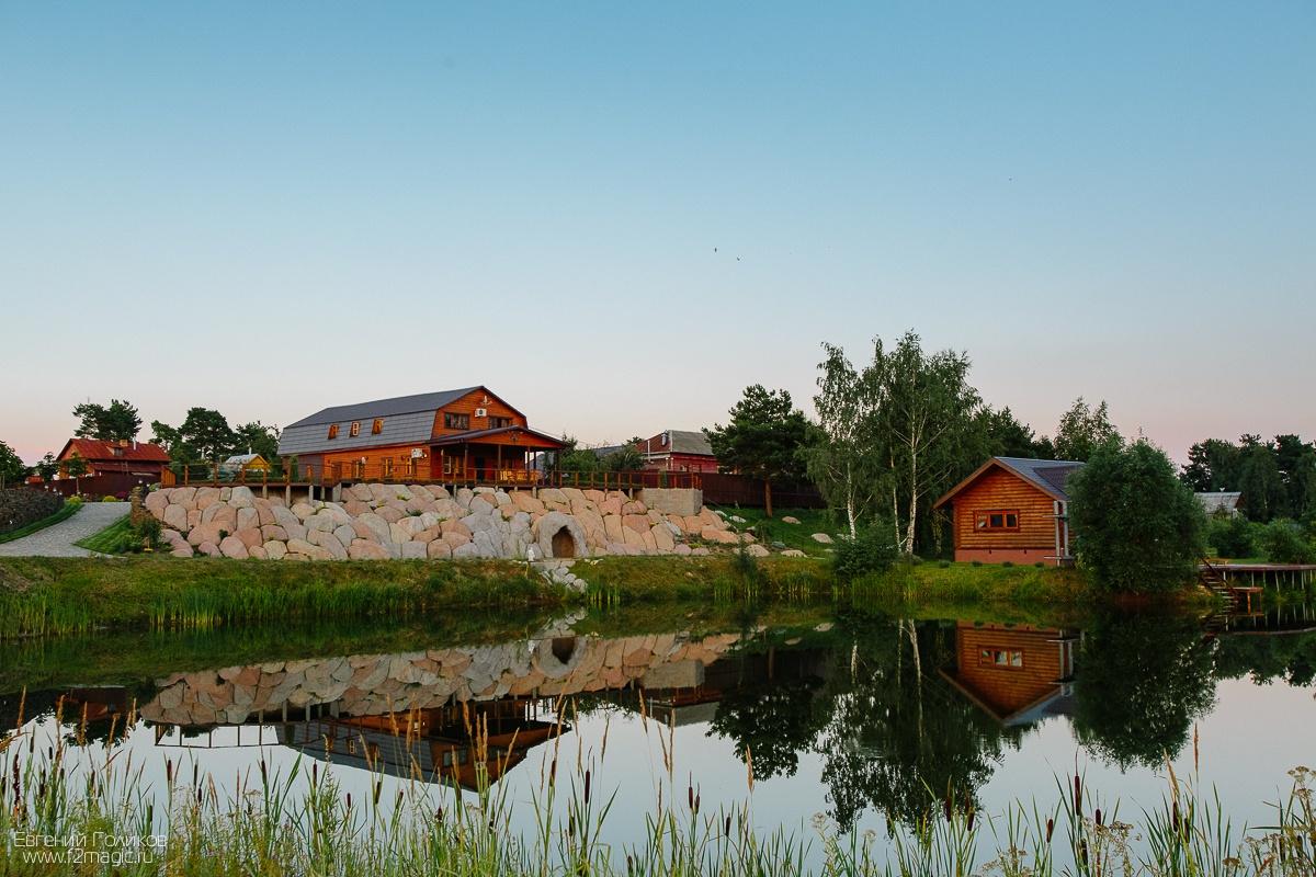 База отдыха «Полушкино» Рязанская область Гостевой VIP-дом, фото 20