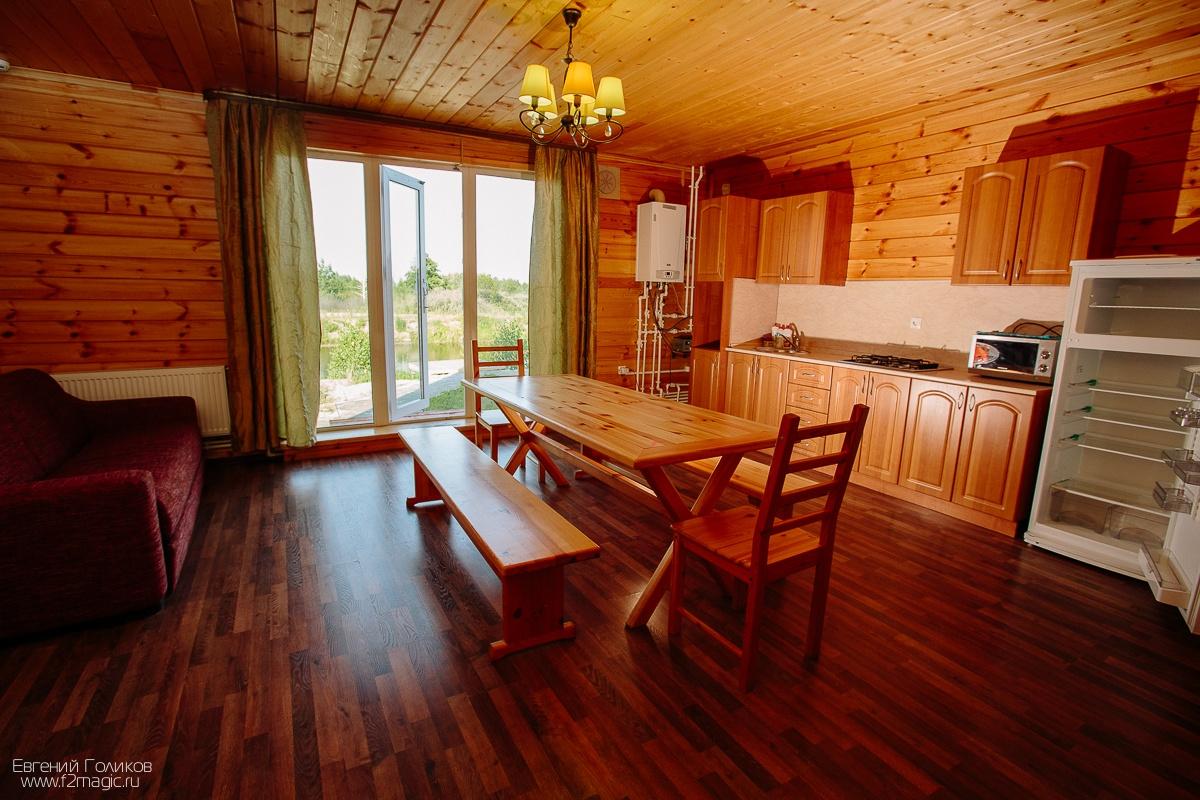 База отдыха «Полушкино» Рязанская область Коттеджный комплекс «Три медведя», фото 8