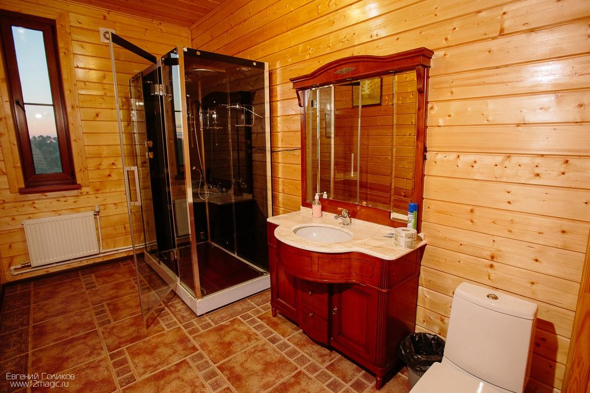 База отдыха «Полушкино» Рязанская область Гостевой VIP-дом, фото 22