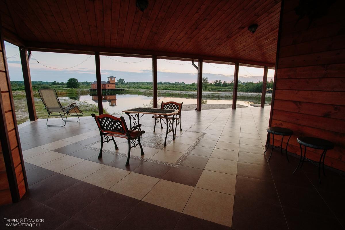 База отдыха «Полушкино» Рязанская область Гостевой VIP-дом, фото 23
