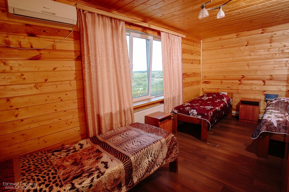 База отдыха «Полушкино» Рязанская область Коттеджный комплекс «Три медведя», фото 9