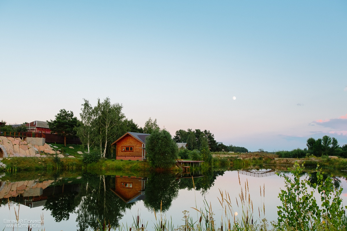 База отдыха «Полушкино» Рязанская область Гостевой VIP-дом, фото 24
