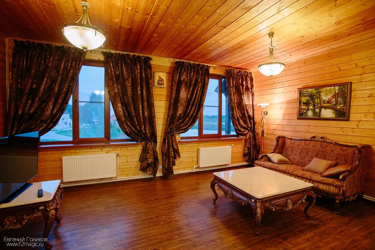 База отдыха «Полушкино» Рязанская область Гостевой VIP-дом, фото 25