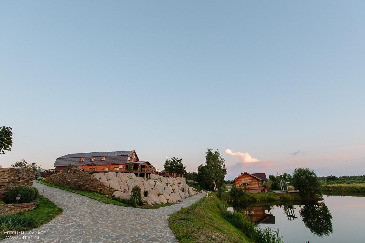 База отдыха «Полушкино» Рязанская область Гостевой VIP-дом, фото 26