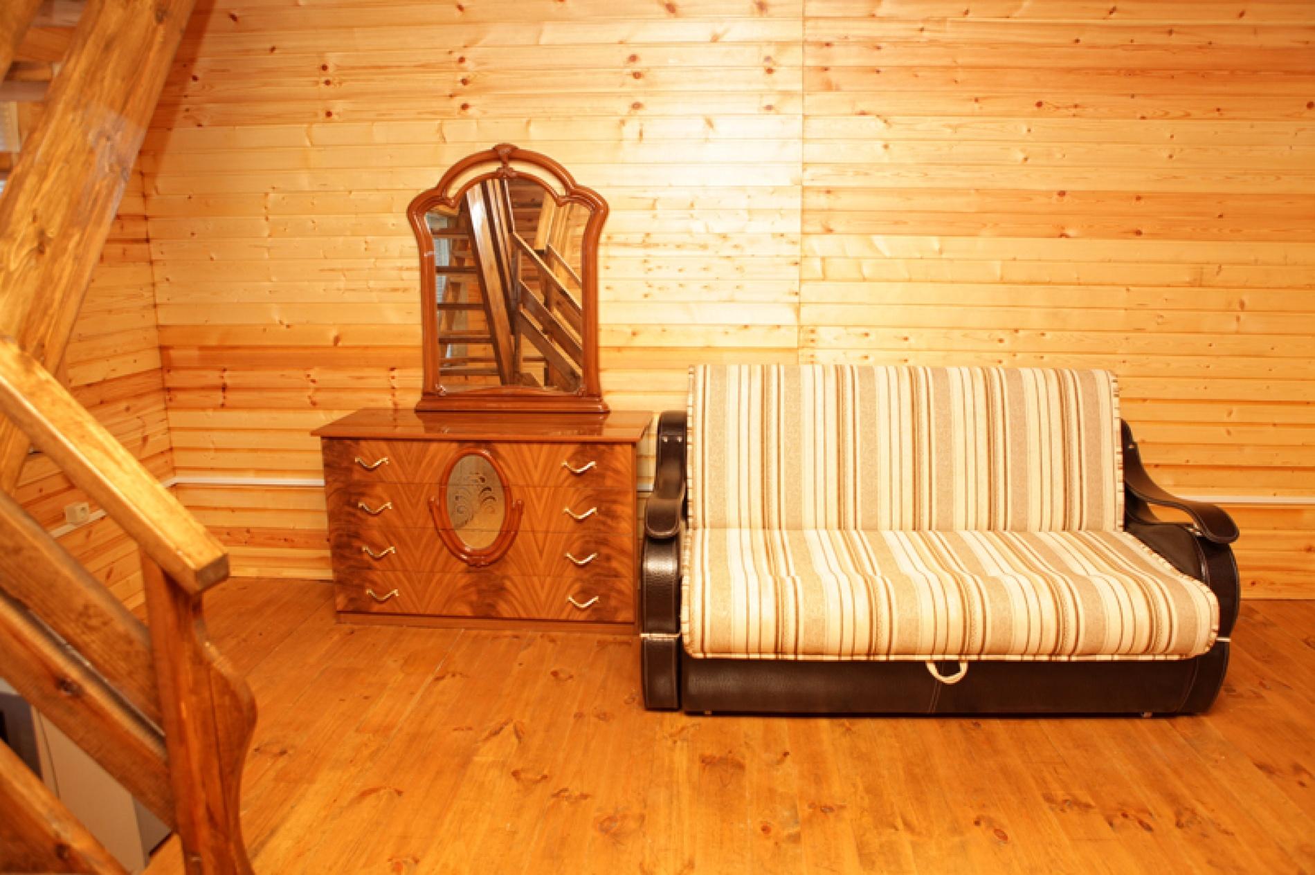 """База отдыха """"Дубрава в Пензе"""" Пензенская область Деревянные 2-х этажные дома, фото 4"""