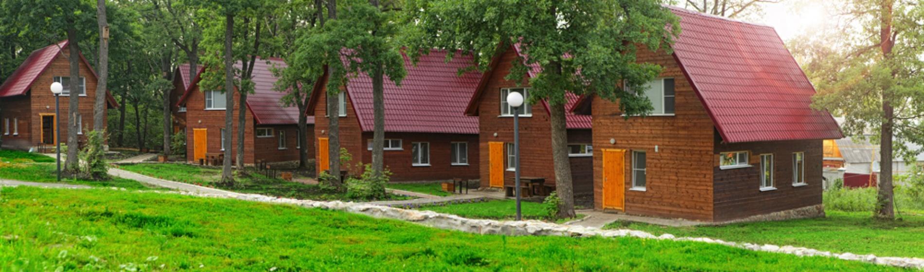 """База отдыха """"Дубрава в Пензе"""" Пензенская область, фото 1"""