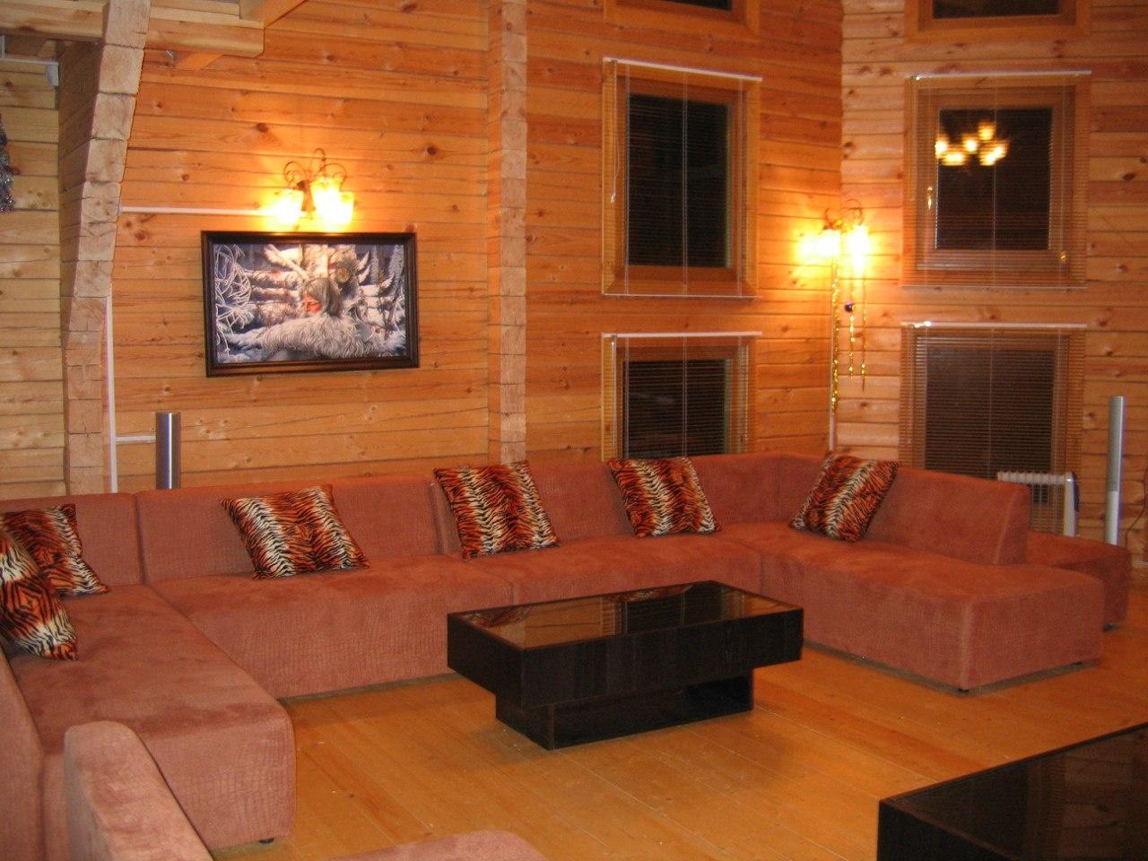 База отдыха «Лебедь» Кировская область Комната 4-местная в VIP-доме №6, фото 2