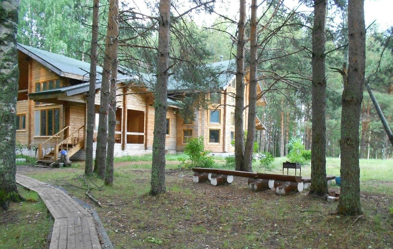 База отдыха «Лебедь» Кировская область, фото 18