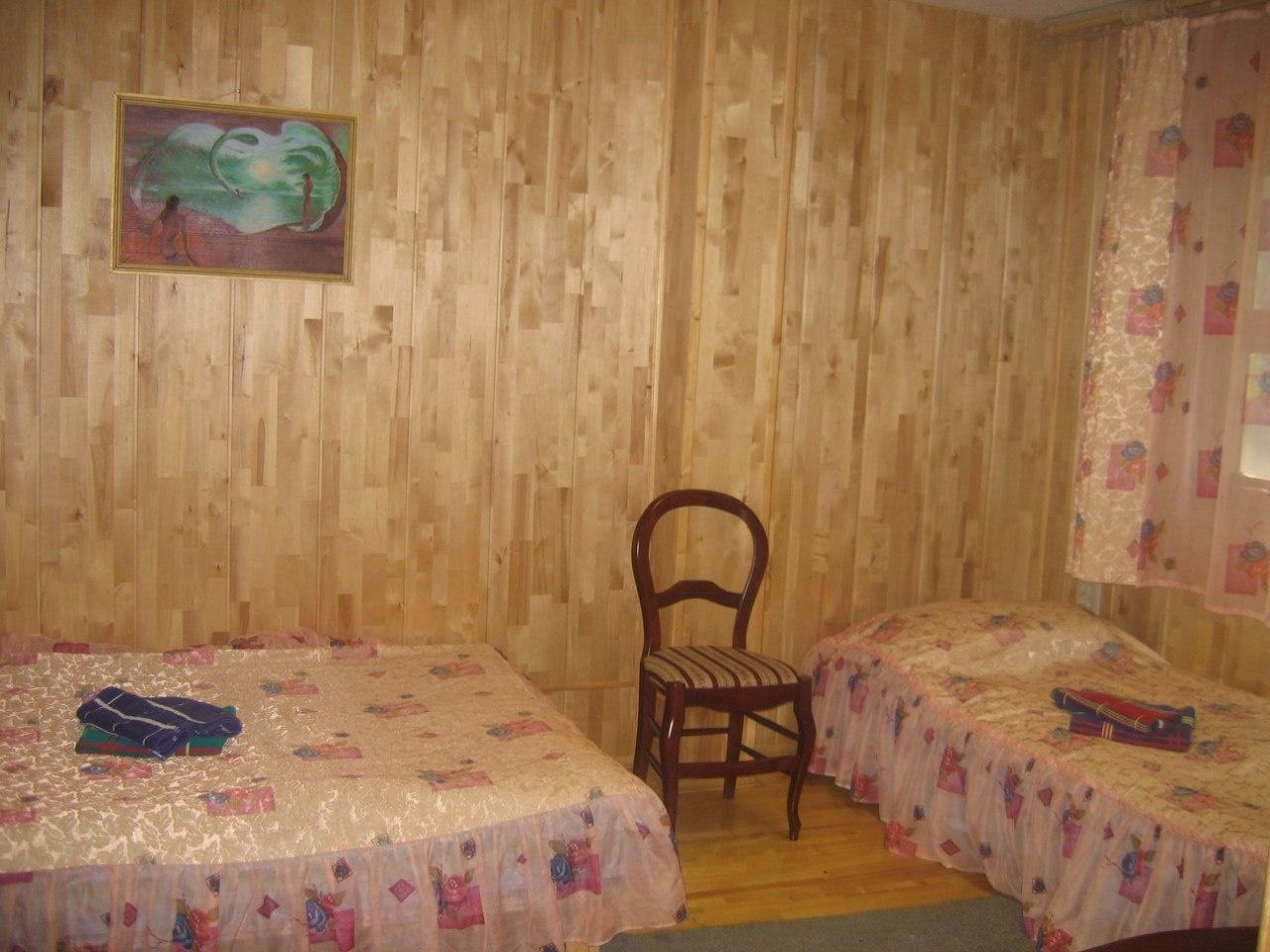 База отдыха «Лебедь» Кировская область Комната 2-местная в доме №2, фото 3