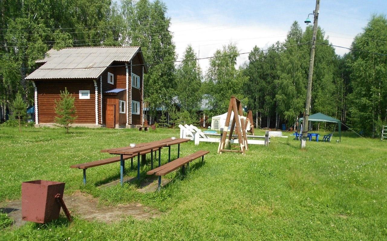 База отдыха «Лебедь» Кировская область, фото 26