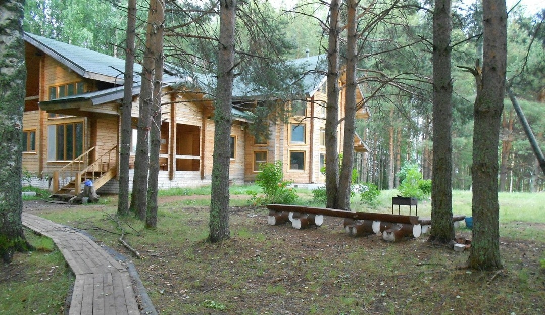 База отдыха «Лебедь» Кировская область, фото 12