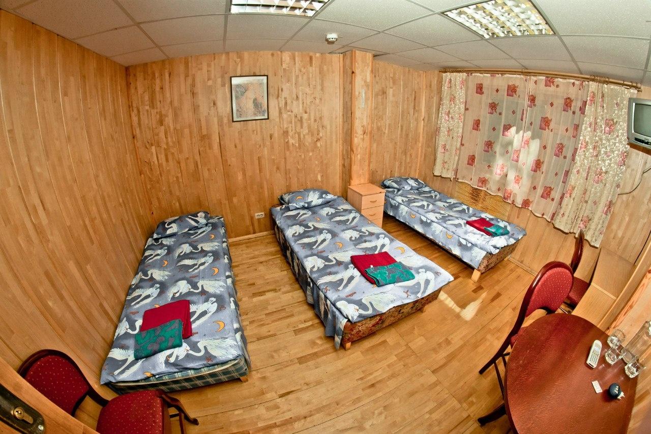 База отдыха «Лебедь» Кировская область Комната 2-местная в доме №2, фото 1