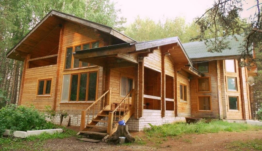 База отдыха «Лебедь» Кировская область, фото 8