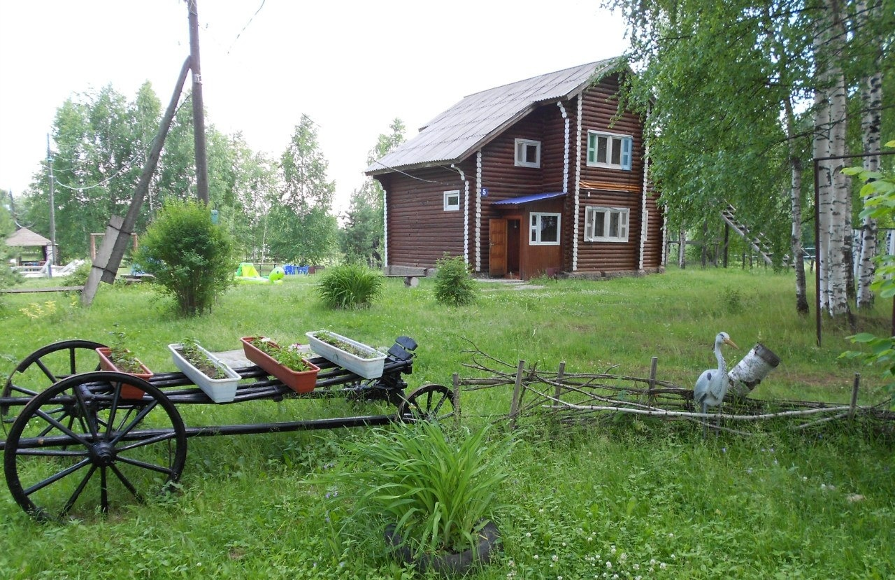 База отдыха «Лебедь» Кировская область, фото 22