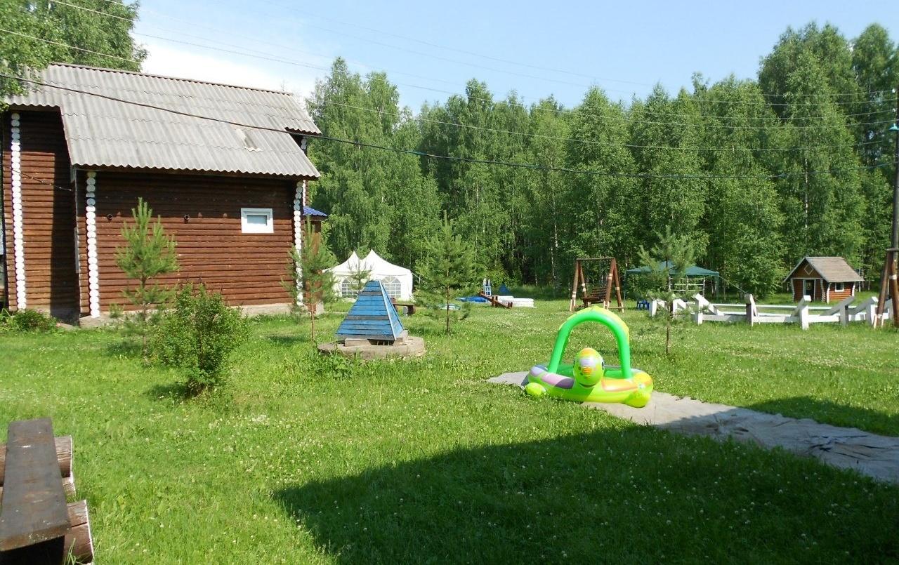 База отдыха «Лебедь» Кировская область, фото 29