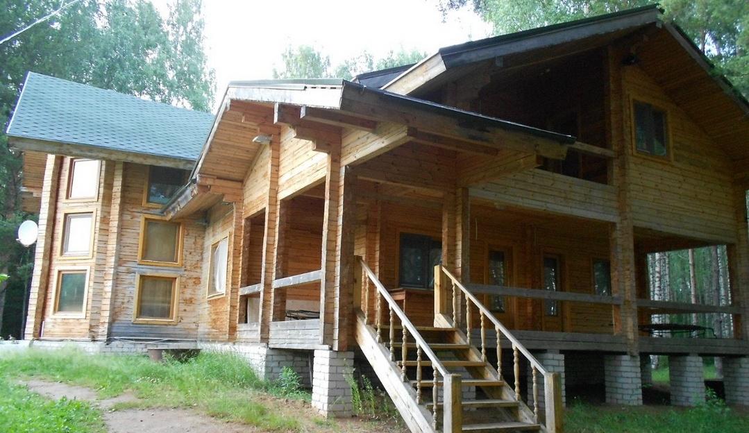 База отдыха «Лебедь» Кировская область, фото 11
