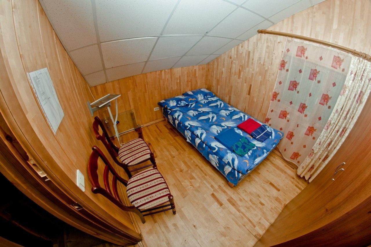 База отдыха «Лебедь» Кировская область Комната 2-местная в доме №2, фото 2