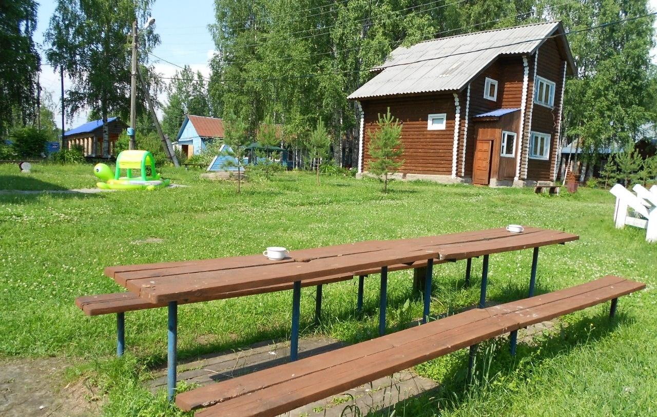 База отдыха «Лебедь» Кировская область, фото 15