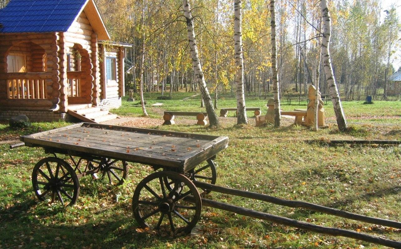База отдыха «Лебедь» Кировская область, фото 28