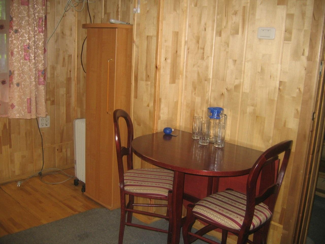 База отдыха «Лебедь» Кировская область Комната 2-местная в доме №2, фото 6