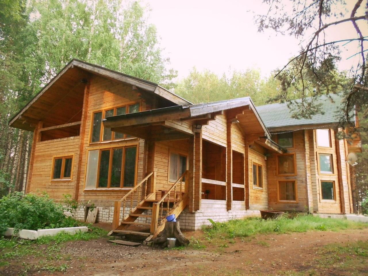 База отдыха «Лебедь» Кировская область VIP-Дом №6, фото 1