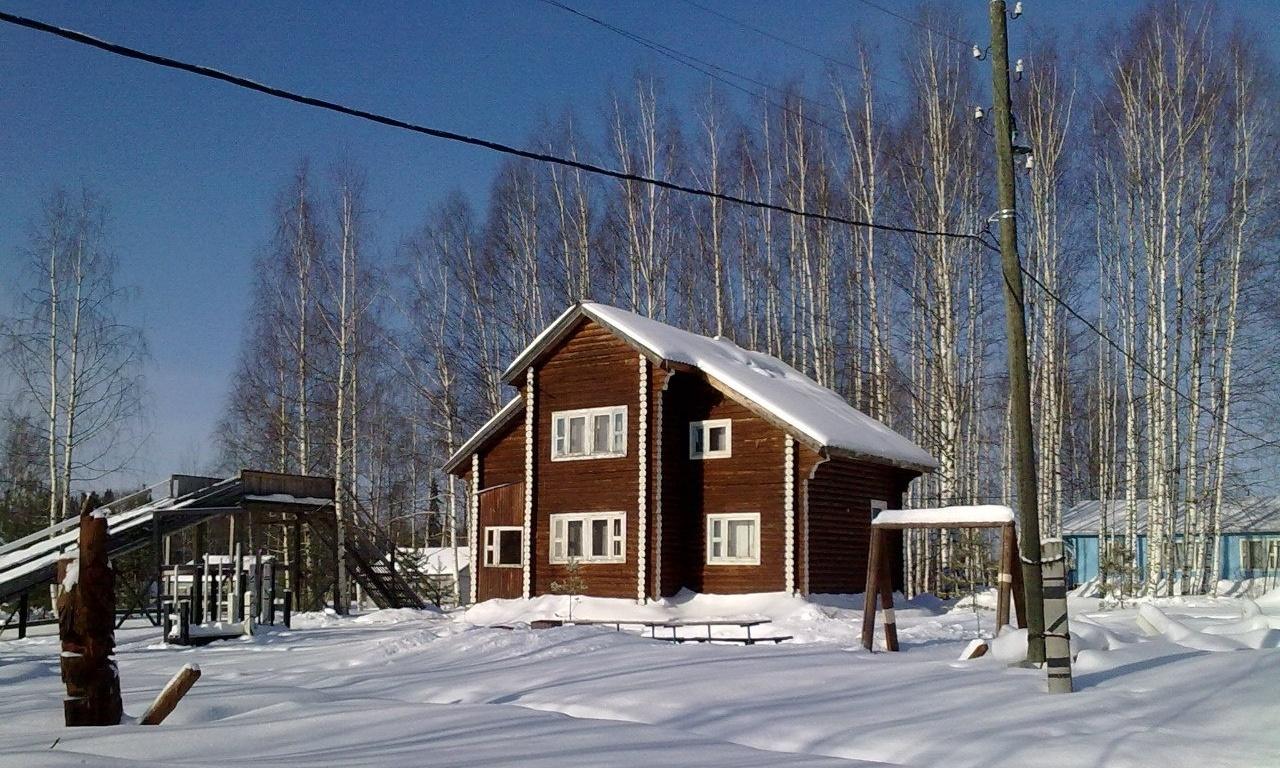 База отдыха «Лебедь» Кировская область, фото 48