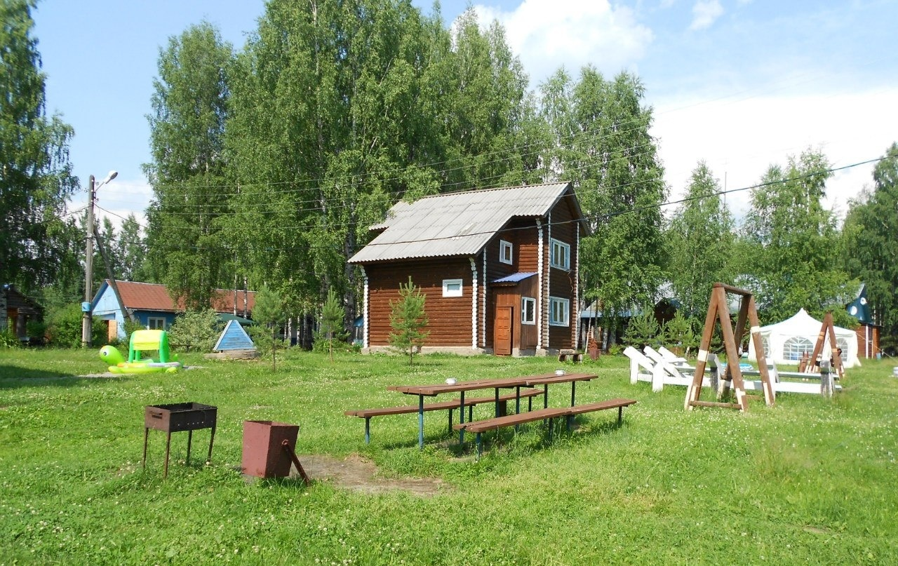База отдыха «Лебедь» Кировская область, фото 23