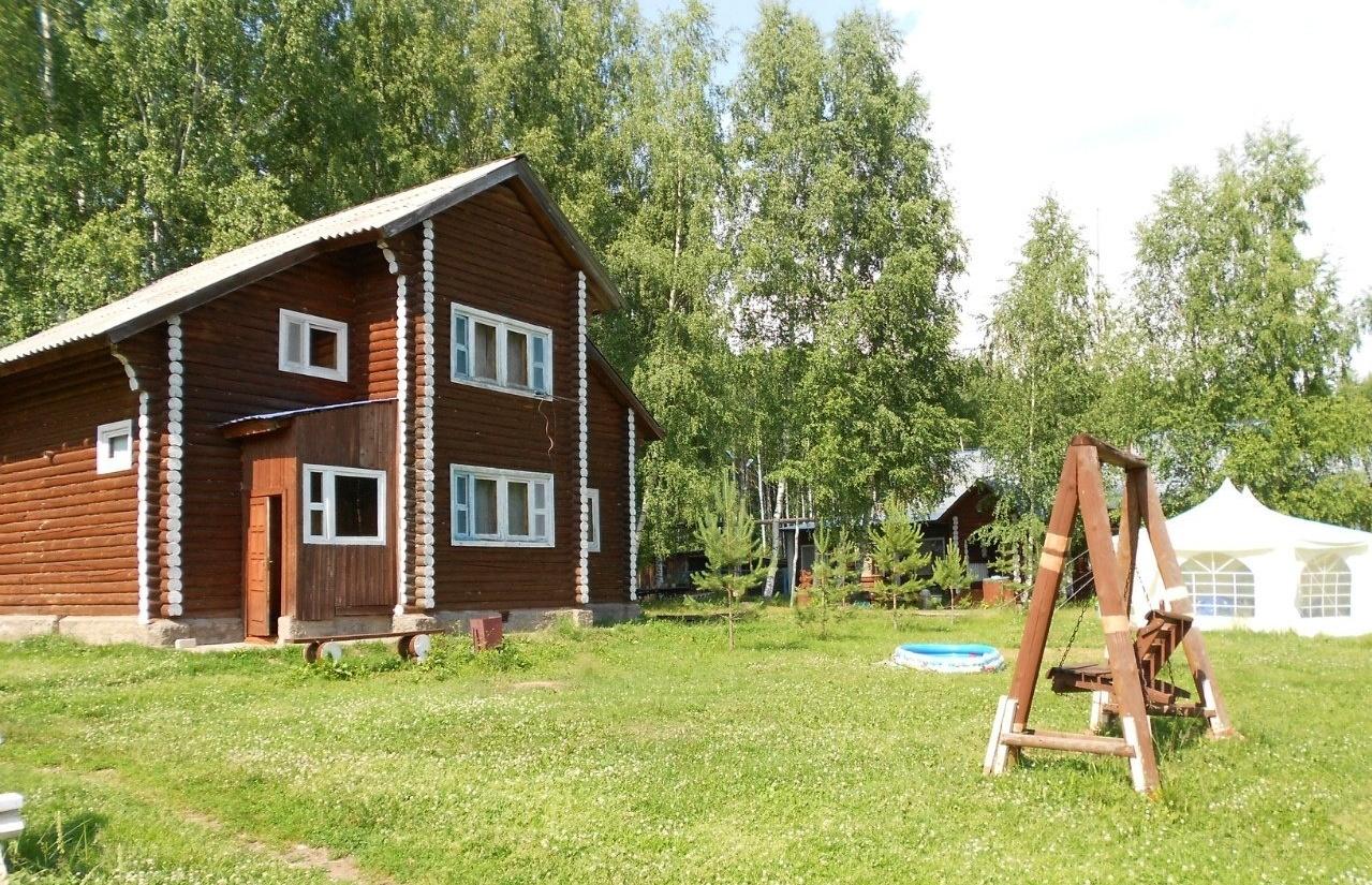 База отдыха «Лебедь» Кировская область, фото 16