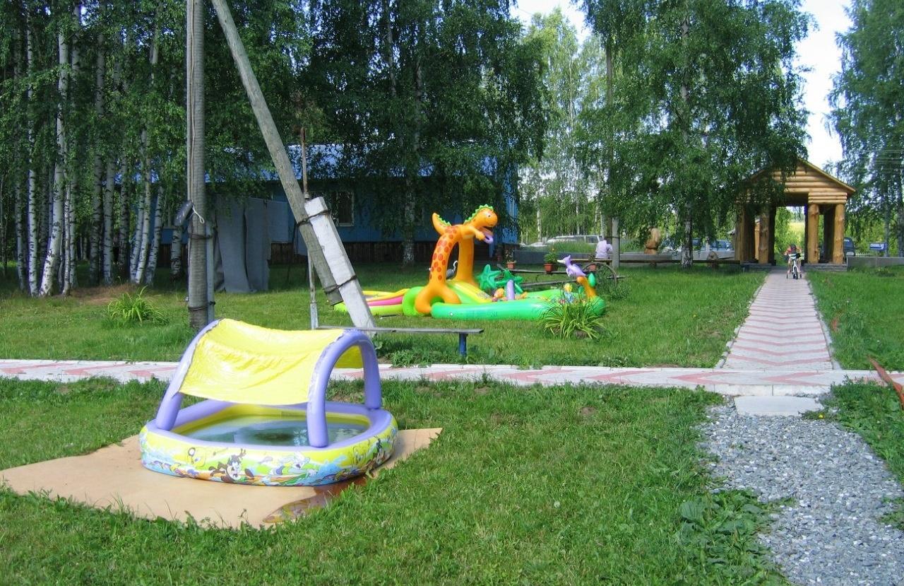 База отдыха «Лебедь» Кировская область, фото 46