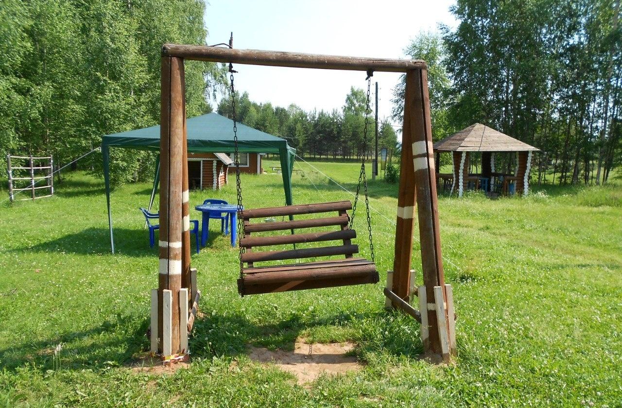 База отдыха «Лебедь» Кировская область, фото 42