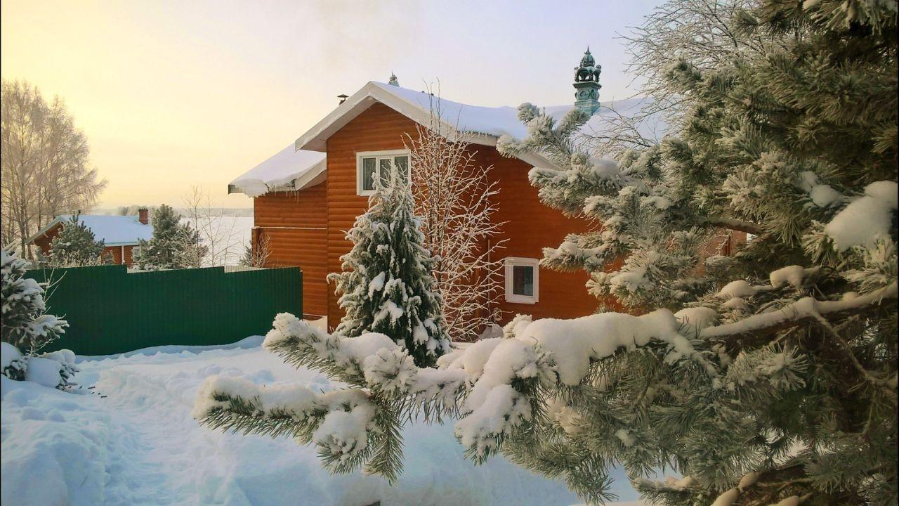 База отдыха «Лесной остров» Ярославская область, фото 17