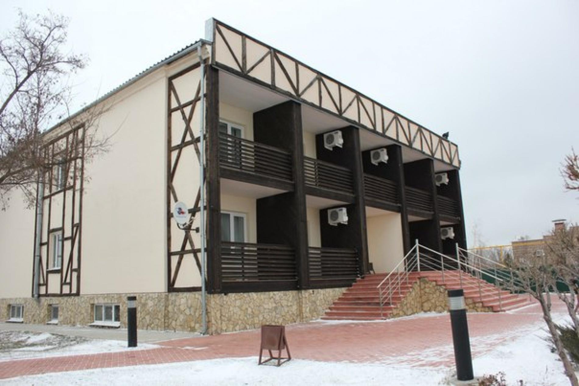 База отдыха «Подсолнух» Саратовская область 1-комнатный номер в Зимнем корпусе, фото 1