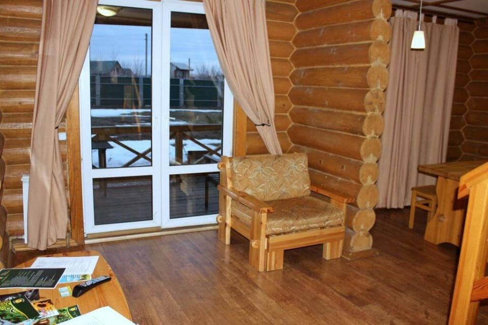 База отдыха «Подсолнух» Саратовская область Сруб малый, фото 6