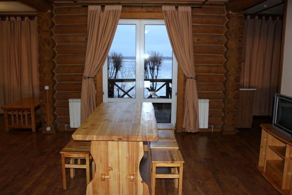 База отдыха «Подсолнух» Саратовская область Сруб большой, фото 8