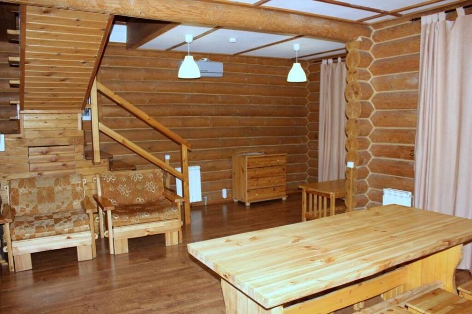 База отдыха «Подсолнух» Саратовская область Сруб малый, фото 7