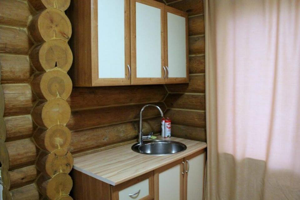 База отдыха «Подсолнух» Саратовская область Сруб малый, фото 8