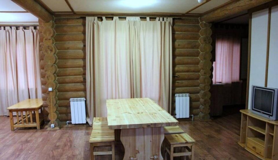 База отдыха «Подсолнух» Саратовская область Сруб малый, фото 9