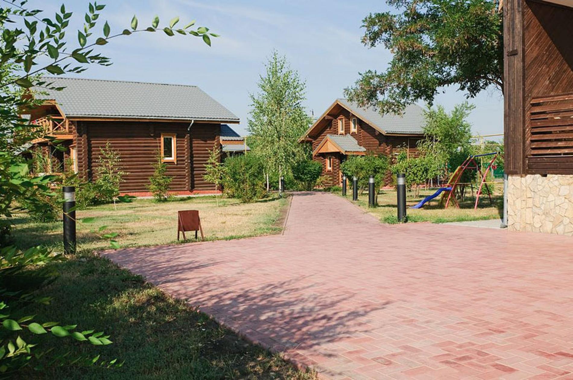 База отдыха «Подсолнух» Саратовская область, фото 8