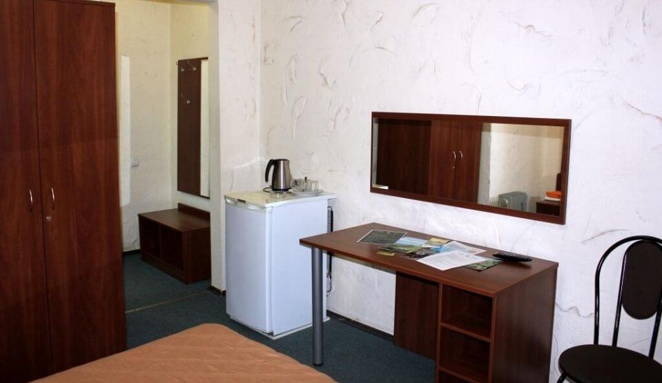 База отдыха «Подсолнух» Саратовская область 1-комнатный номер в Зимнем корпусе, фото 4