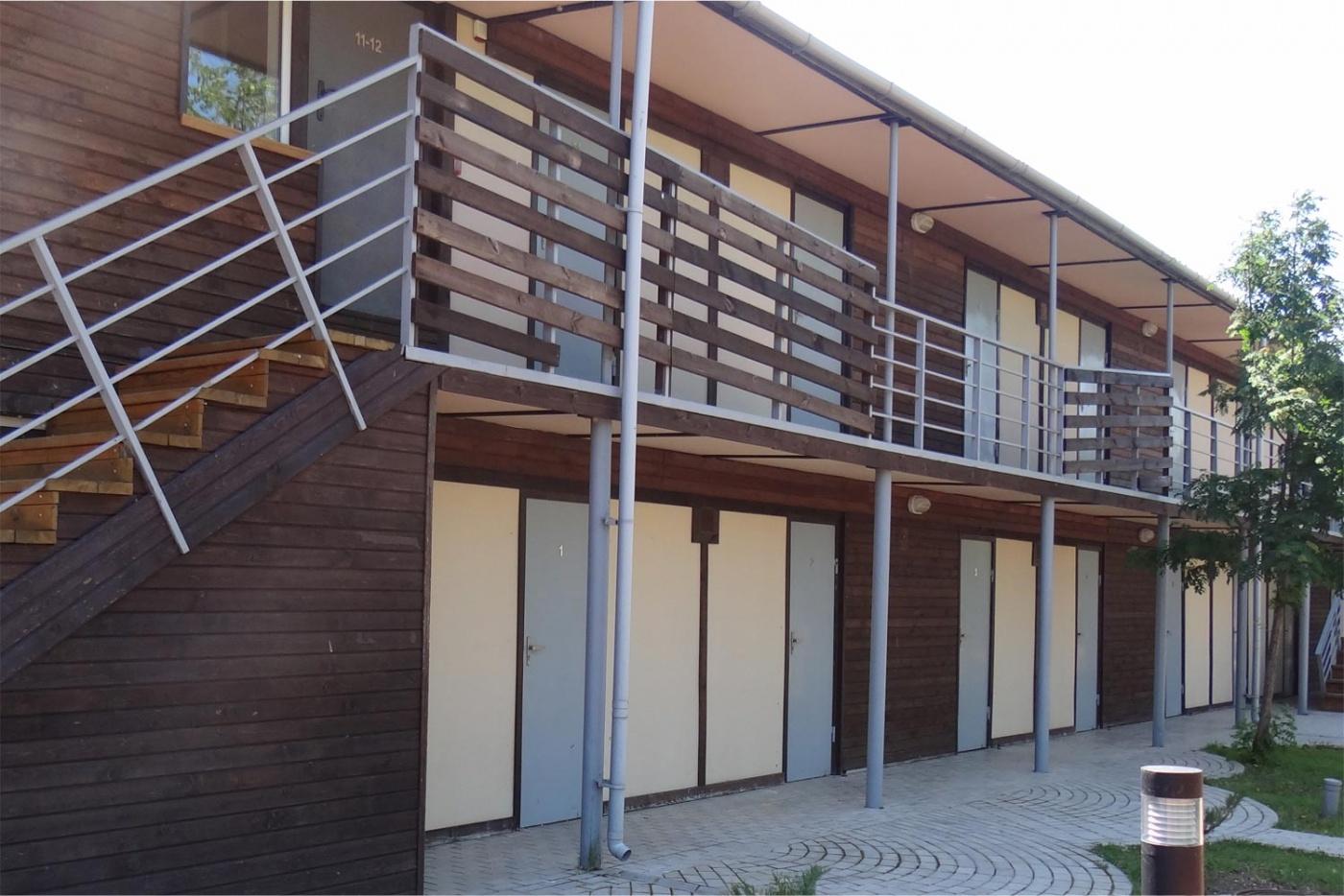 База отдыха «Подсолнух» Саратовская область 4-местный номер в Летнем корпусе, фото 1