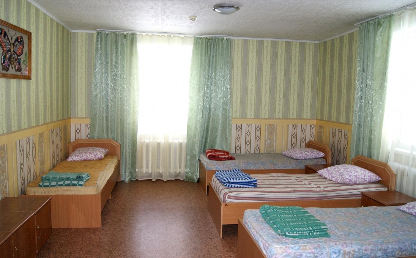 Центр активного отдыха «Космос» Кемеровская область Номер 5-местный в корпусе №2, фото 1