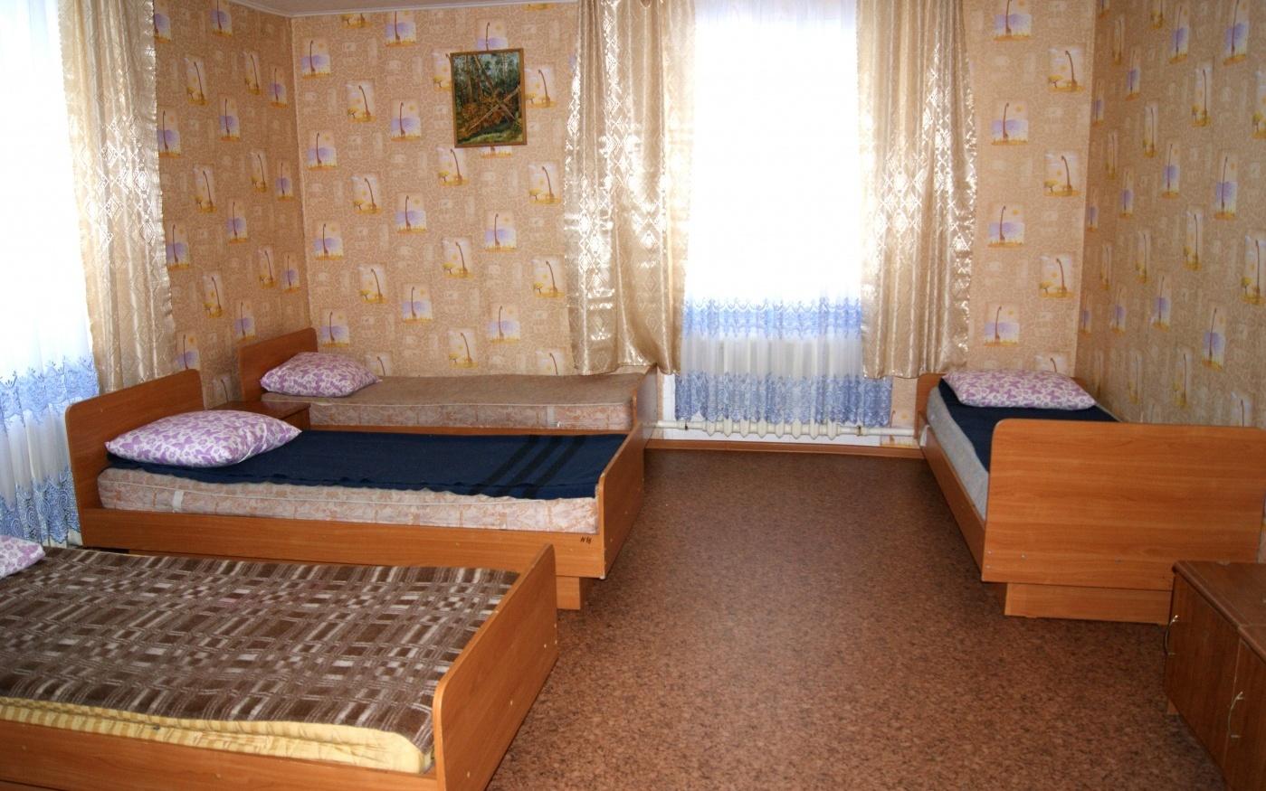 Центр активного отдыха «Космос» Кемеровская область Номер 5-местный в корпусе №2, фото 2