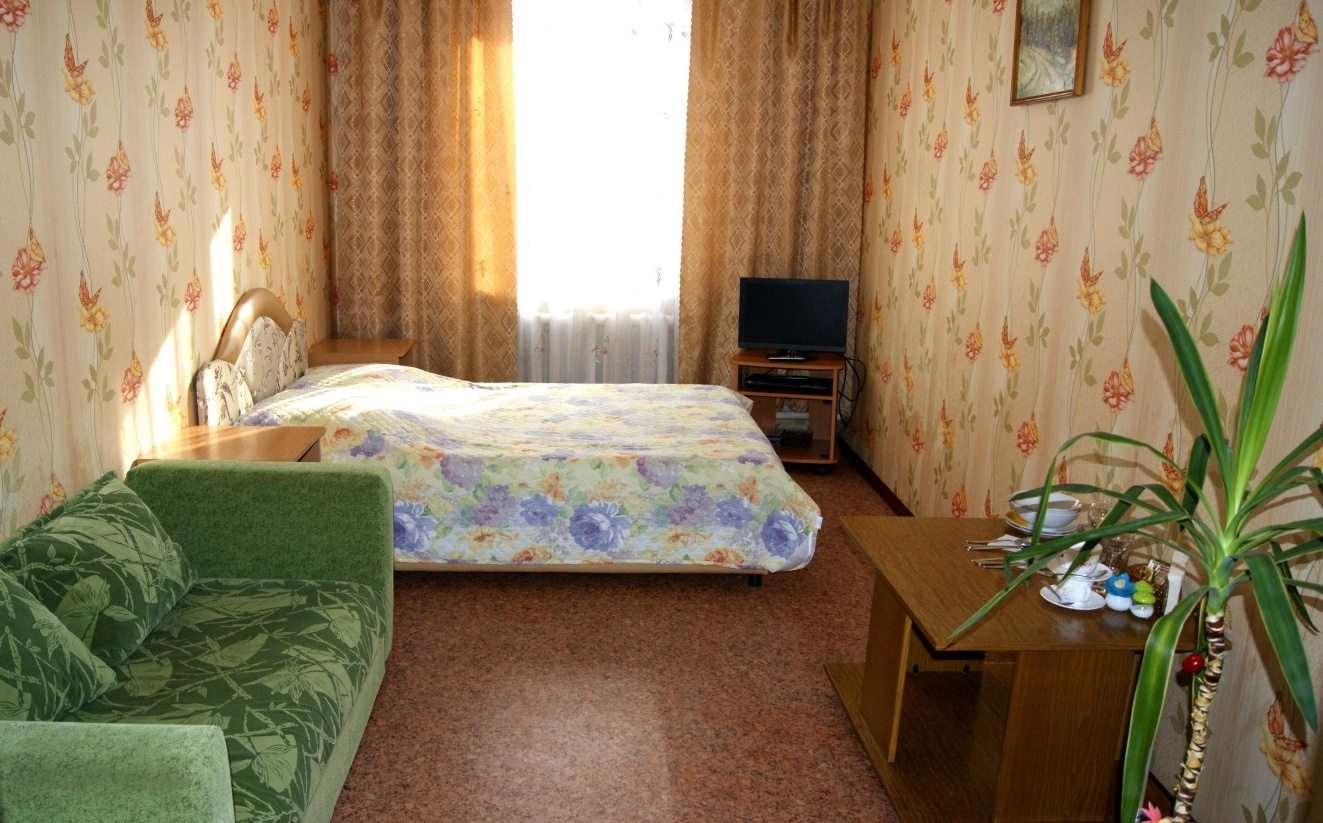 Центр активного отдыха «Космос» Кемеровская область Номер «Люкс» 2-местный в корпусе №2, фото 3