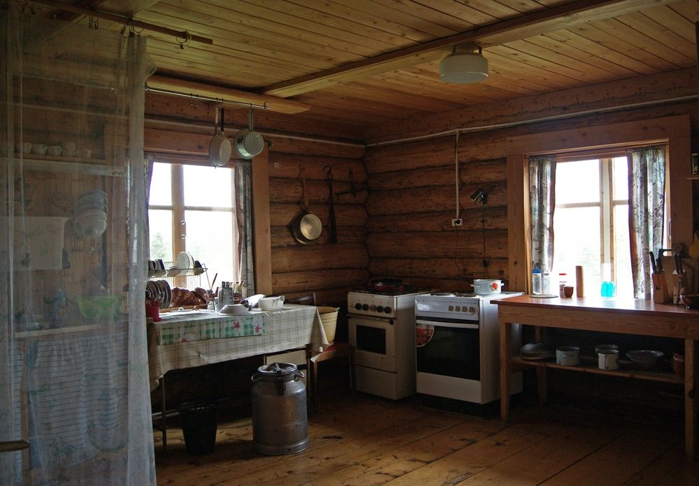 Гостевой дом «Типиницы» Республика Карелия Дом, фото 4