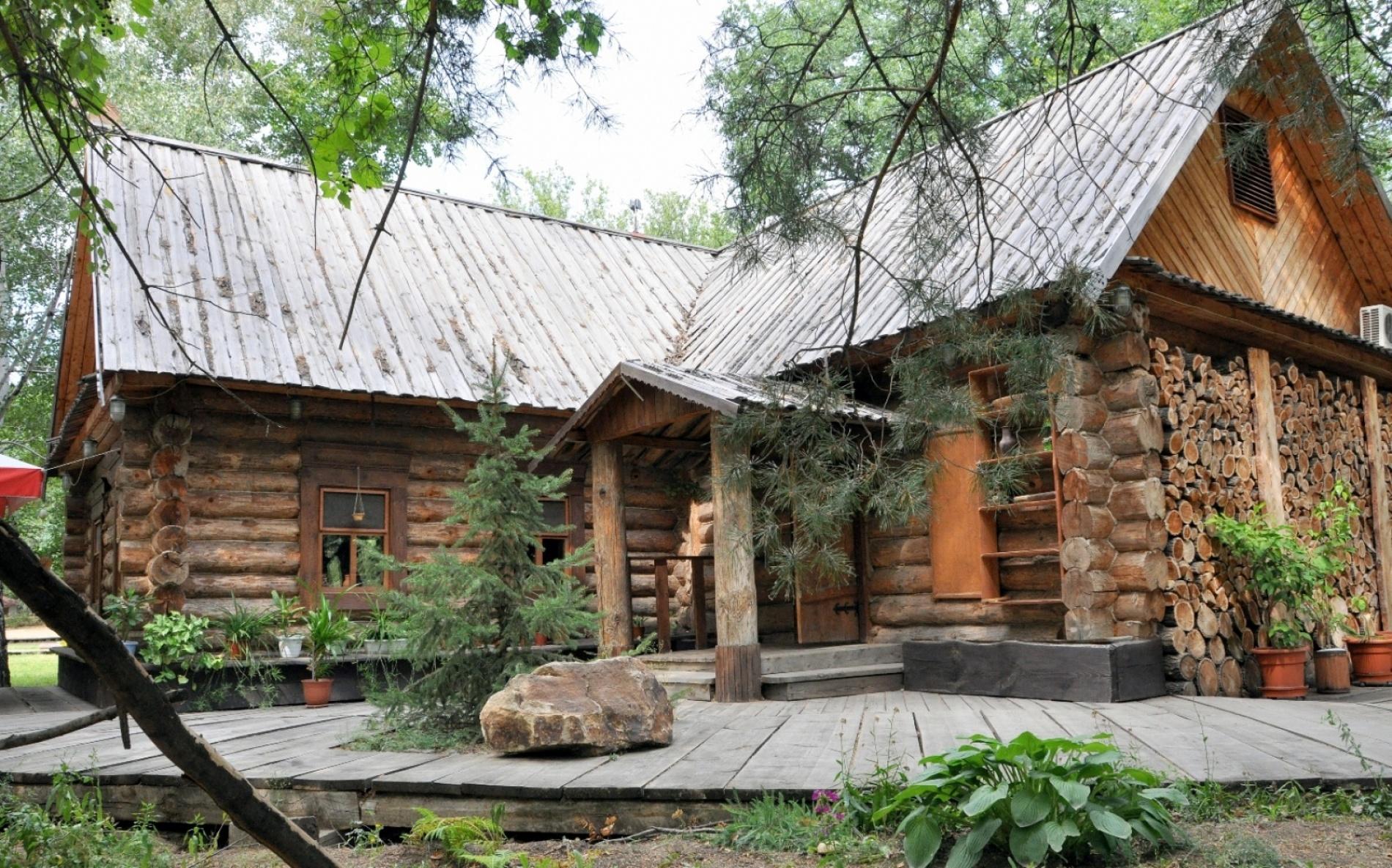 """Дачный комплекс """"Усадьба Репино"""" Волгоградская область, фото 1"""