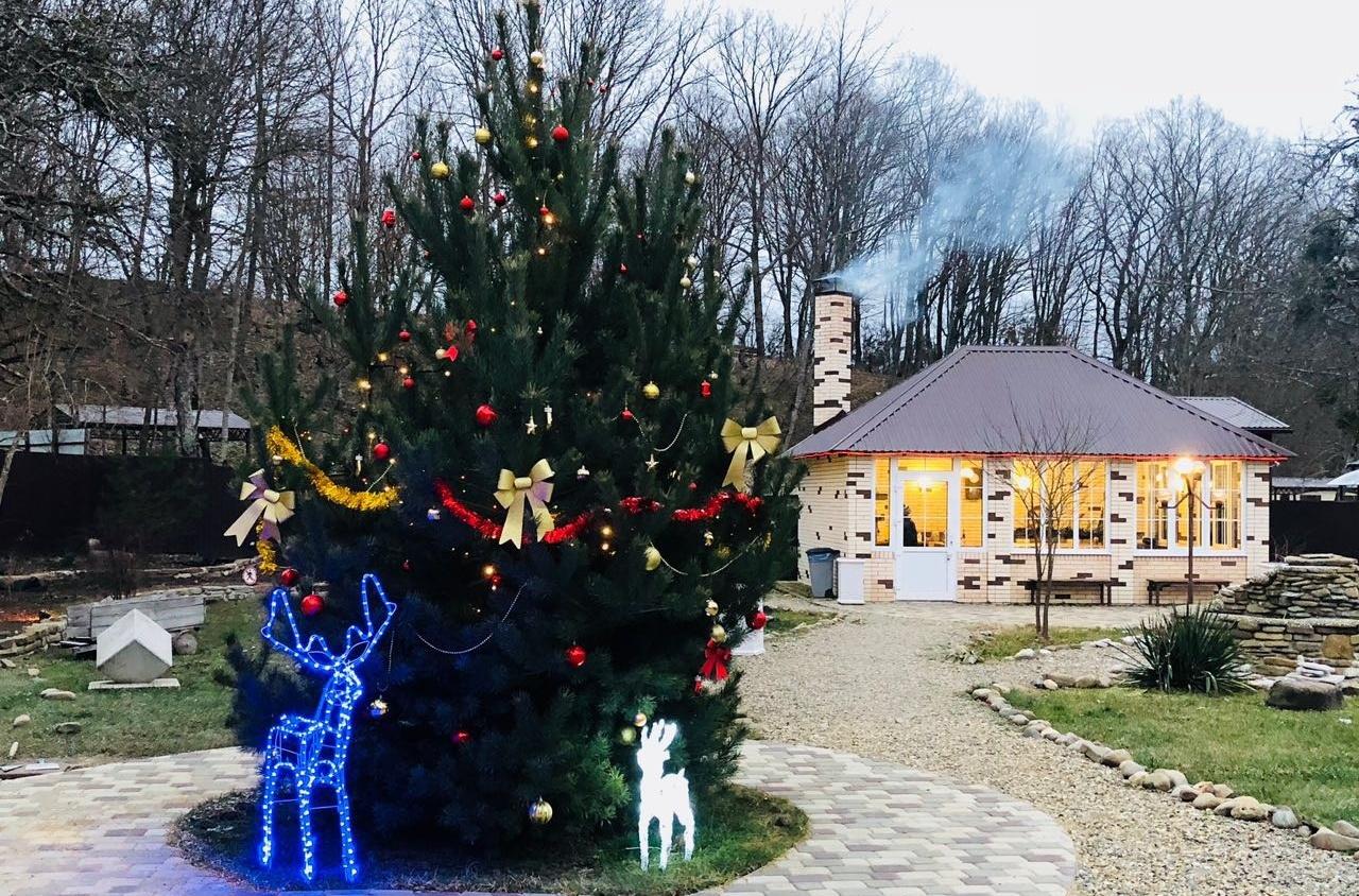 База отдыха «Горное Поместье» Краснодарский край, фото 14
