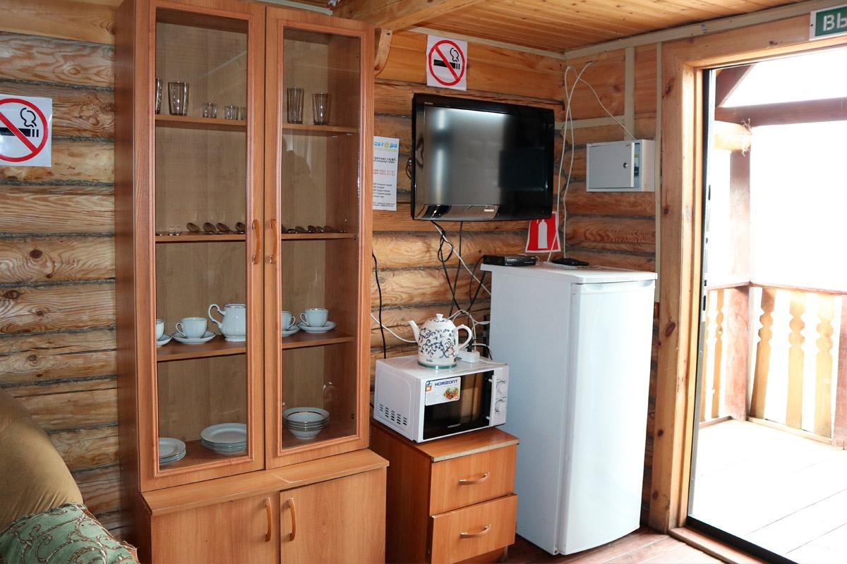 База отдыха «Белая гора» Пензенская область Домик VIP №1 (4-местный), фото 6
