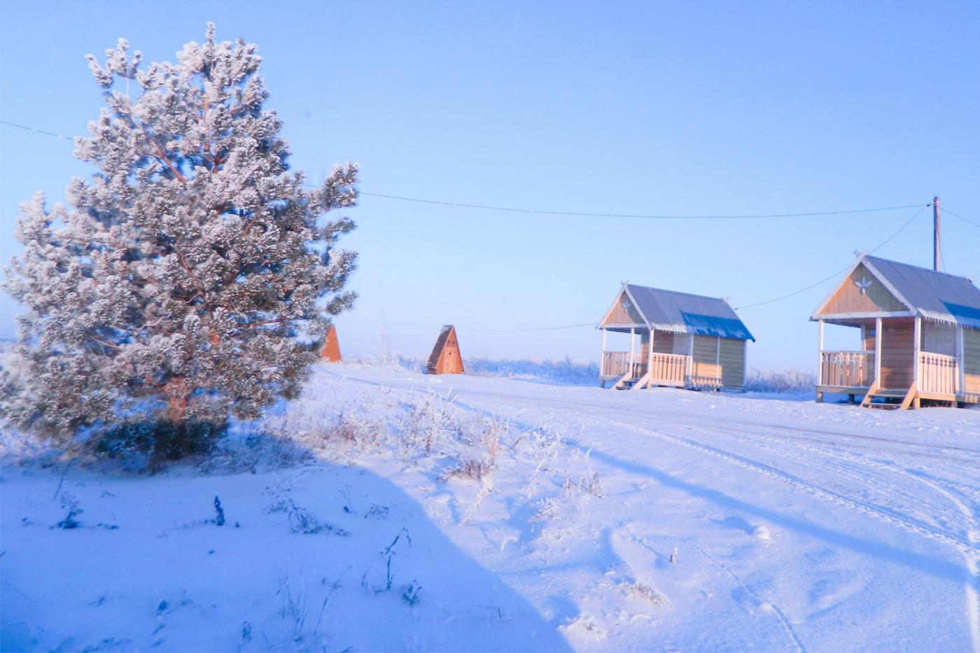 База отдыха «Белая гора» Пензенская область, фото 24